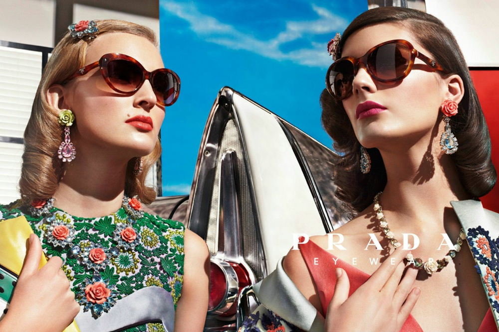 Prada Spring Summer 2012 Ad Campaign by Steven Meisel 17