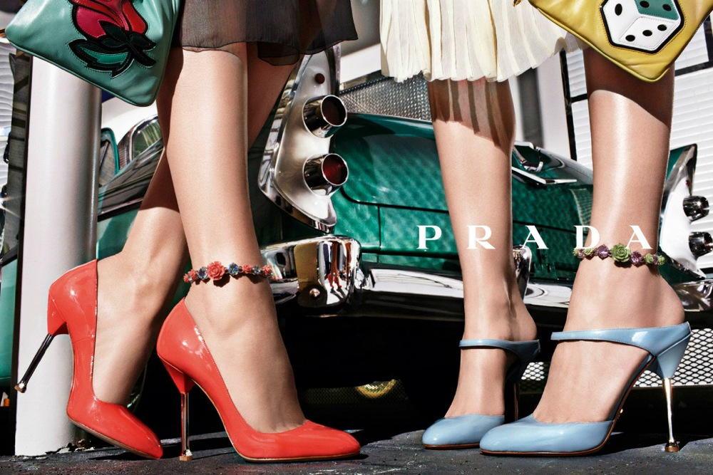 Prada Spring Summer 2012 Ad Campaign by Steven Meisel 20
