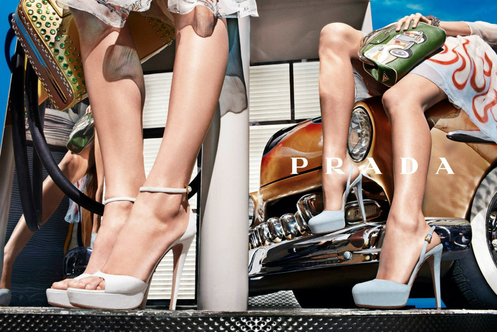 Prada Spring Summer 2012 Ad Campaign by Steven Meisel 24