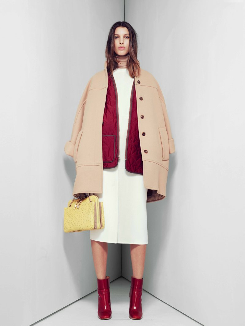 Chloe Pre-Fall 2012 Collection 1