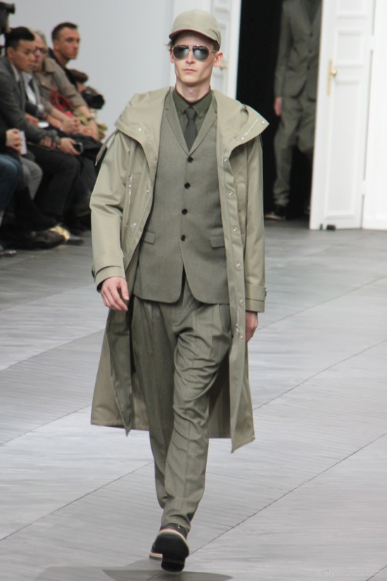 Dior Homme Fall Winter 2012 Collection 20