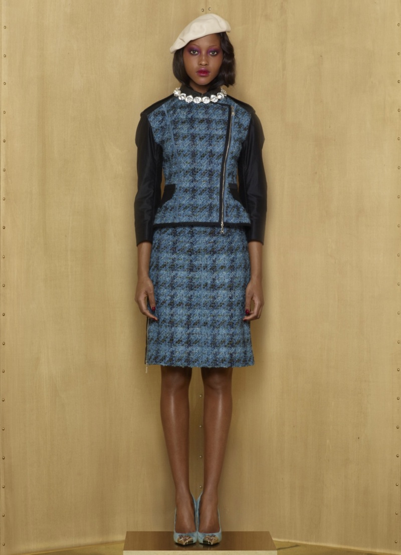 Louis Vuitton Pre-Fall 2012 Collection 16
