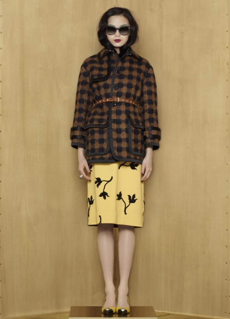 Louis Vuitton Pre-Fall 2012 Collection 6