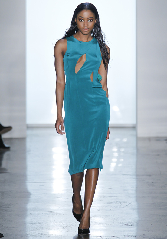 Cushnie et Ochs Fall Winter 2012 Collection 14