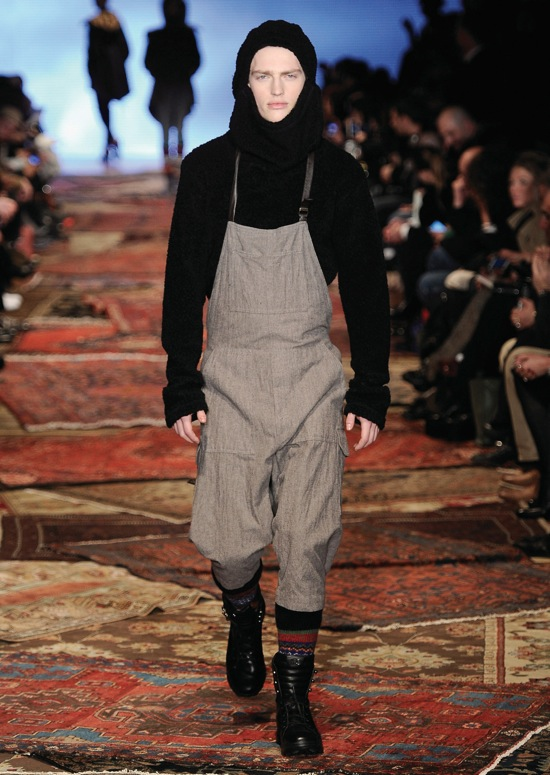 Y-3 Fall Winter 2012 Collection 4