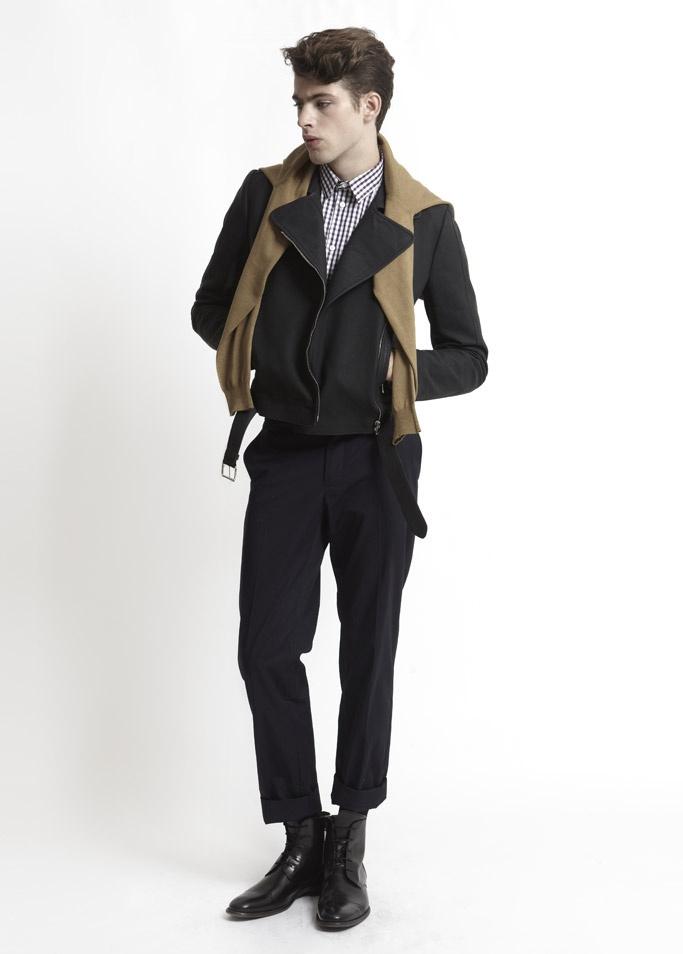 Carven Spring Summer 2012 Menswear Collection 14