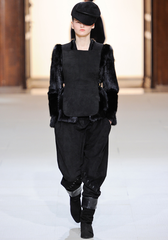 Damir Doma Fall Winter 2012 Collection 1