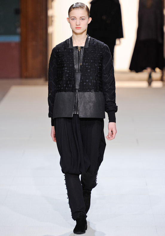 Damir Doma Fall Winter 2012 Collection 19