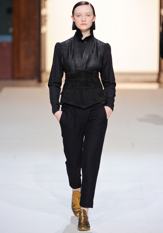 Damir Doma Fall Winter 2012 Collection 23