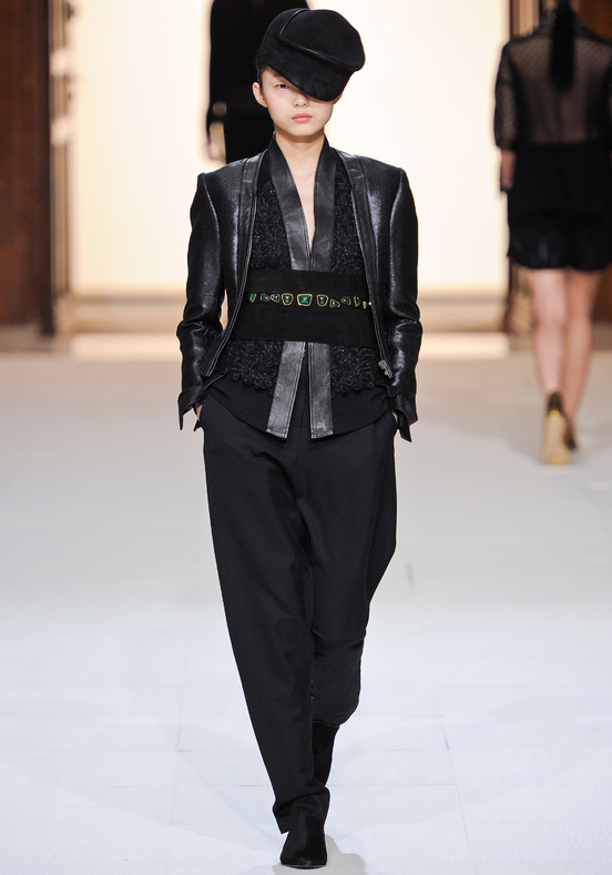 Damir Doma Fall Winter 2012 Collection 29