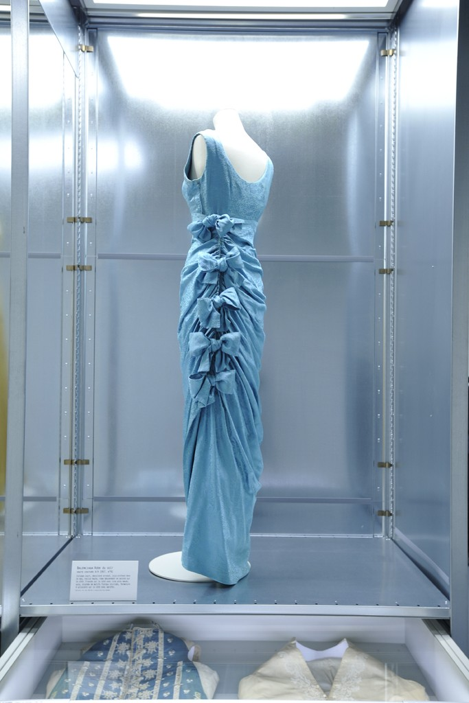 Cristobal Balenciaga Collectionneur De Modes Exhibit Galliera Museum 3