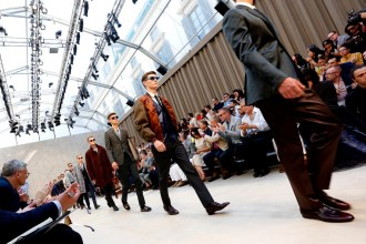 Burberry Prorsum Spring Summer 2013 Menswear Collection 44