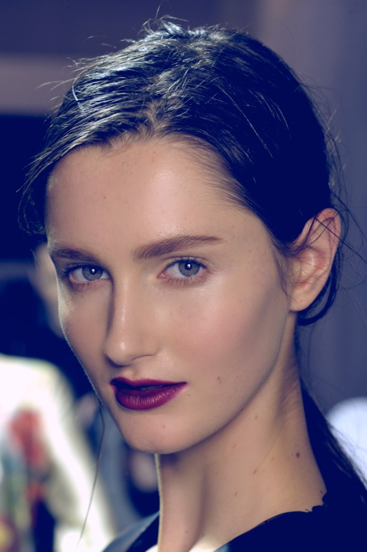 Lanvin Fall Winter 2013 Backstage Beauty 3