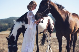 Rosie Huntington-Whiteley Opens up on Net A Porter The EDIT 1