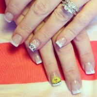 9 Simple Easter Nail Art Designs With Pictures   Styles At ...