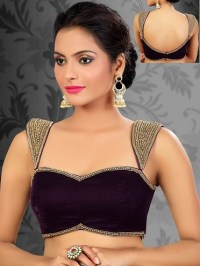 45 Most Traditional Saree Blouse Designs For Indian Women ...