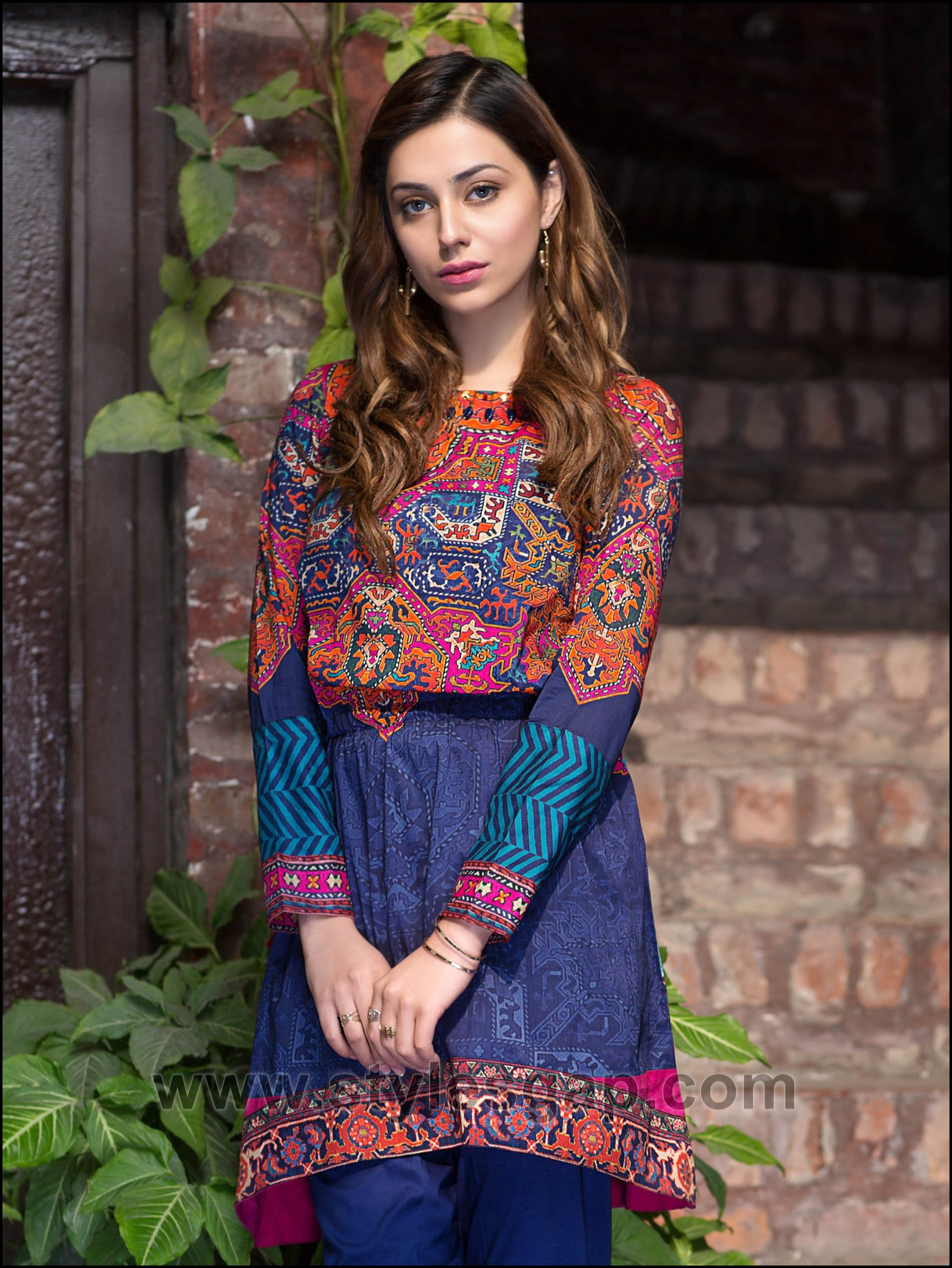 Latest Pictures Summer Fashion Lawn Kurti Designs Trends Latest Collection 2019 2020