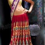 Lehenga Sarees Wedding Collection 2013 By Natasha Couture
