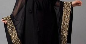 Hijab Abaya Women Modern Latest Fashion Trends 2013 (1)