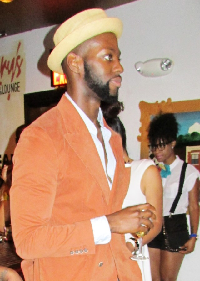 Menswear Editor of Facon Magazine, Mr. Emmanuel