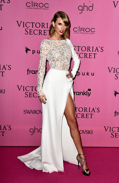 Victoria Secret After Party - Taylor in Zuhair Murad Couture Photo: Pascal Le Segretain Getty