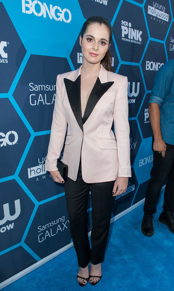 Best Dressed Fashion From The 2014 Annual Young Hollywood Awards 10