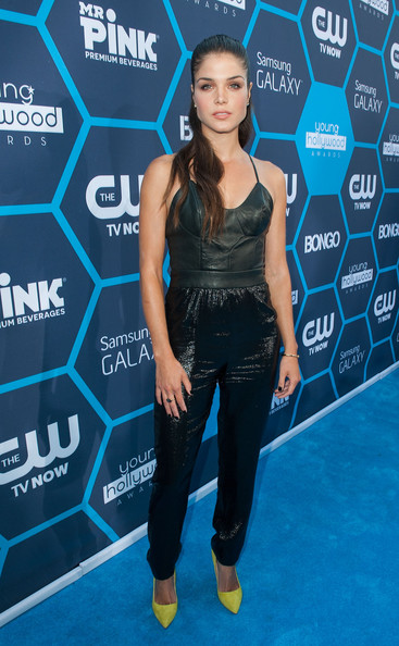 Best Dressed Fashion From The 2014 Annual Young Hollywood Awards 13