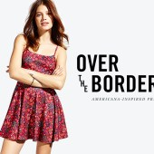 Forever 21 Over The Borderline Collection