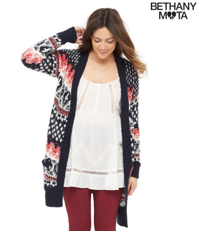 Bethany Mota Aeropostale Fall 2014 Collection (Lookbook) 3