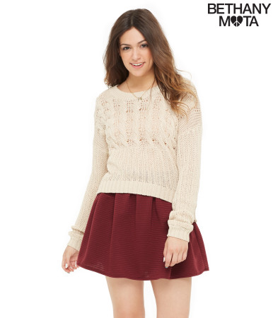 Bethany Mota Aeropostale Fall 2014 Collection (Lookbook) 4