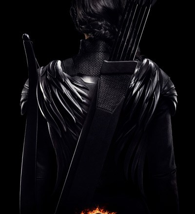 New Katniss Hunger Games Mockingjay Pt. 1 Poster Has Arrived
