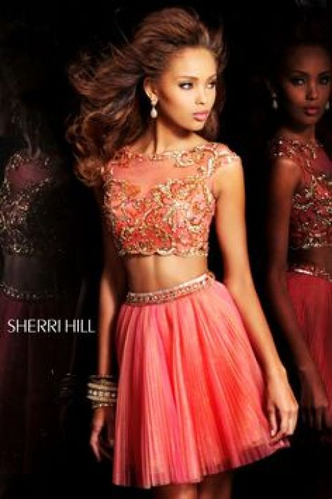 2015 Prom Dresses - Two - Piece Prom Dresses 15