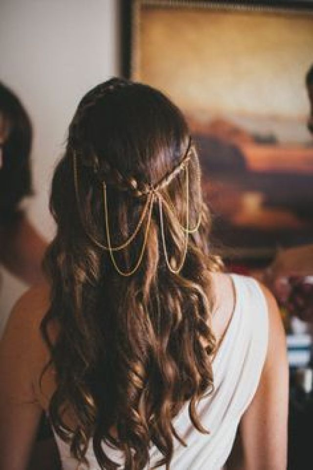 2015 Prom Hairstyles - Half Up Half Down Prom Hairstyles 17