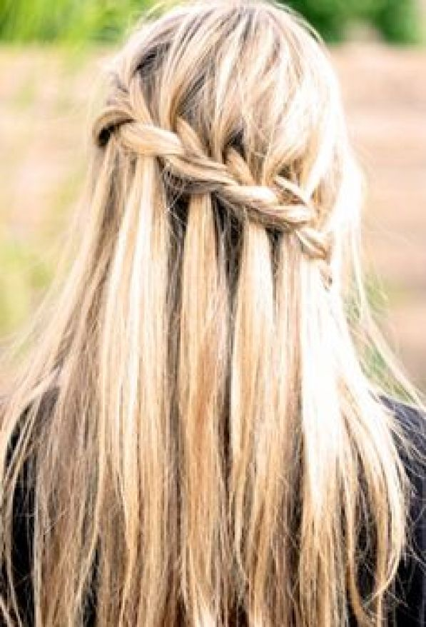 2015 Prom Hairstyles - Half Up Half Down Prom Hairstyles 8