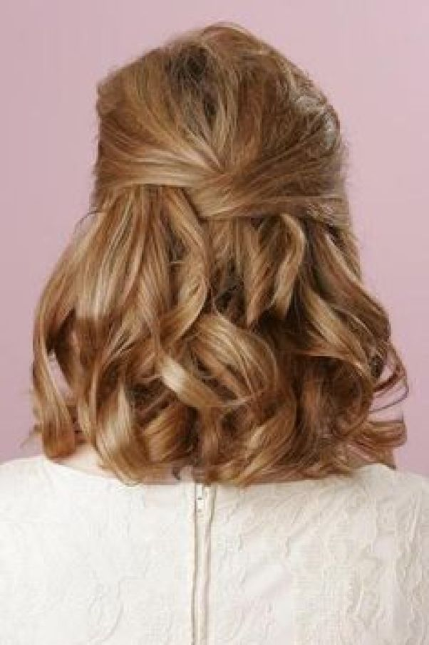 2015 Prom Hairstyles - Half Up Half Down Prom Hairstyles 9