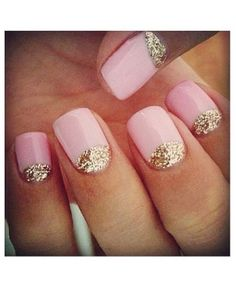 Homecoming Nail Ideas - Nail Polish Design Ideas for Homecoming!