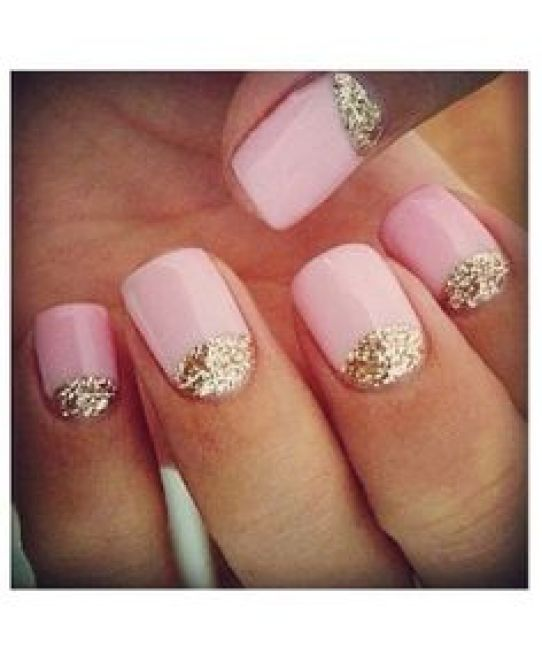 Homecoming Nail Ideas - Nail Polish Design Ideas for Homecoming 14