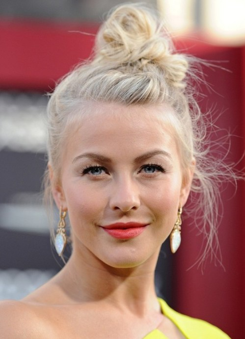 julianne hough hairstyles celebrity latest hairstyles 2016