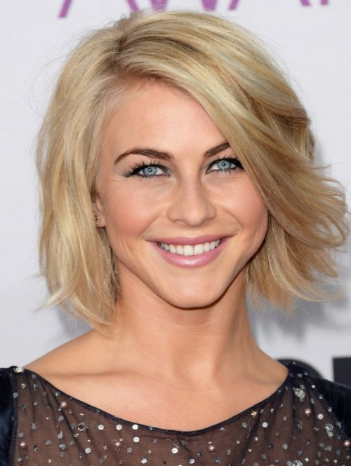 julianne hough hairstyles - celebrity