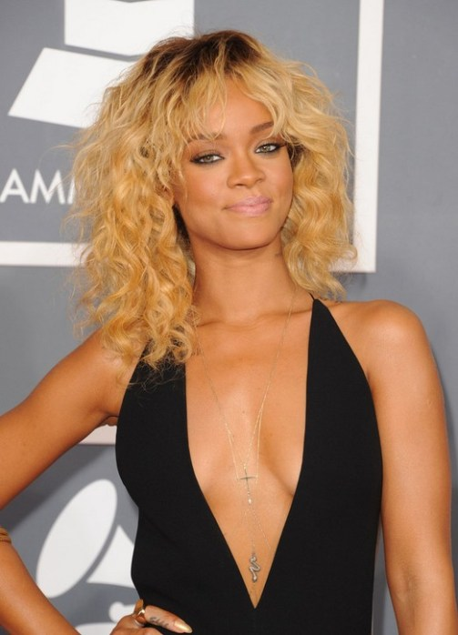 Rihanna Hairstyles - Celebrity Latest Hairstyles 2016
