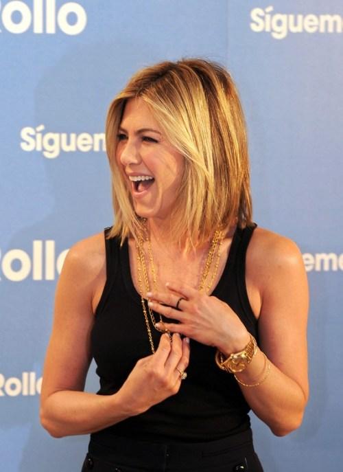 Jennifer Aniston Hairstyles Celebrity Latest Hairstyles 2016