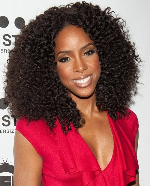 Kelly Rowland Hairstyles - Celebrity Latest Hairstyles 2016