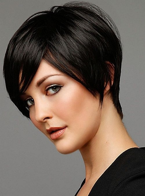 Hairstyle Ideas With Bangs 17 Funky Short Formal Hairstyles Styles Weekly