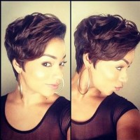 Short-Hairstyle-for-African-American-Women