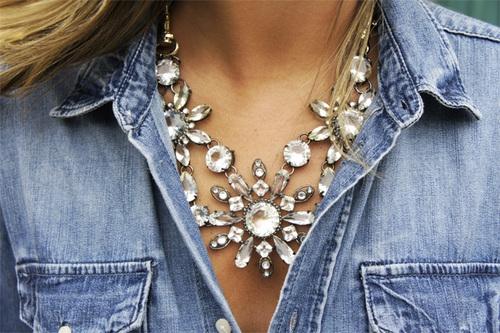 25 Cool Stylish Ways To Wear Denim Styles Weekly