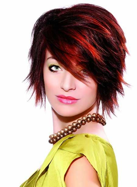 24 Really Cute Short Red Hairstyles   Styles Weekly