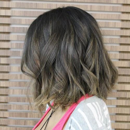 medium legnth hair styles