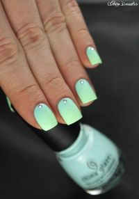 17 Fashionable Mint Nail Designs for Summer | Styles Weekly