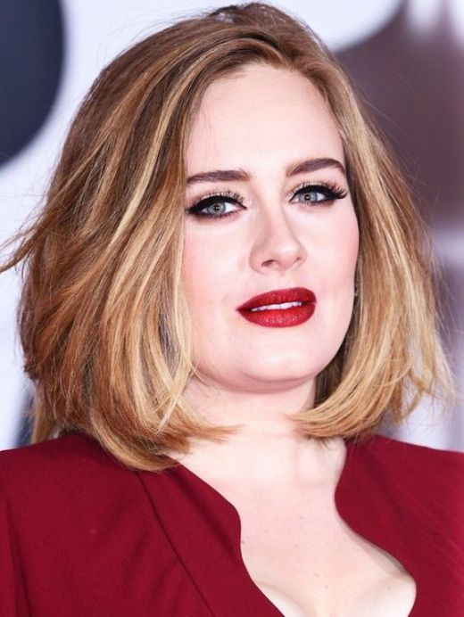 Adele Bob Haircut