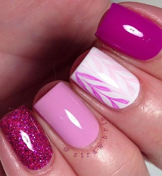 Chic Nail Design for Short Nails